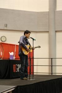 Tyler Lizotte, Musical Guest
